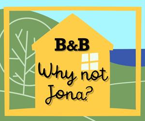 Why not Jona?